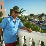 Enjoying the view of Treasure Island, FL