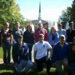 2008 Furman University speech class