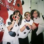 Dalmatian Triplets