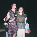 """""""William Wallace"""" and his woman"""