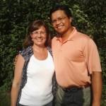Long-time friend Sue at Palatine, Il