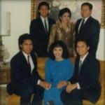 Ecarma family portrait