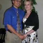 My wife Lorri and I