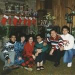 Christmas at the Ecarmas'